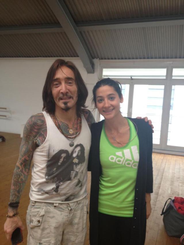 with David Sye @ Olis Festival Milano