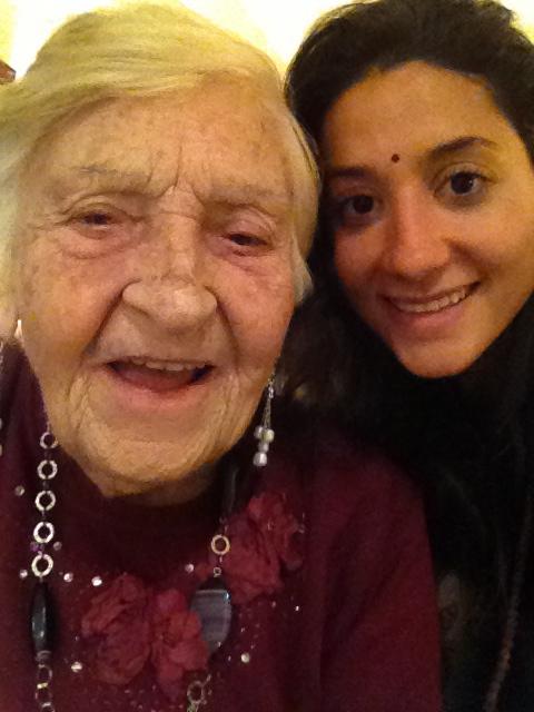 Happy 89th Birthday Grandma!