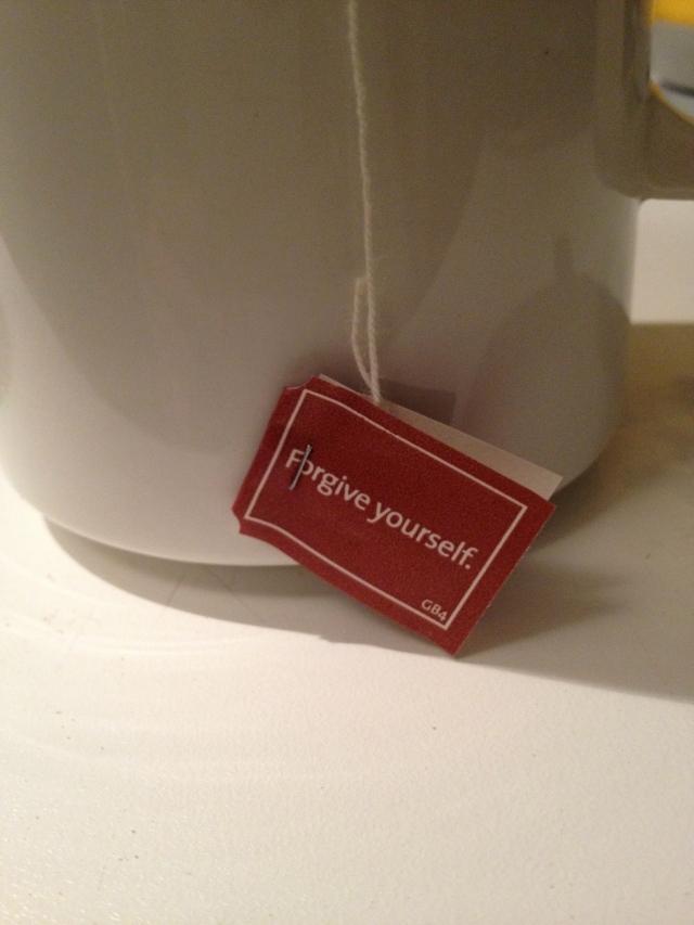 Love my Yogi Tea!